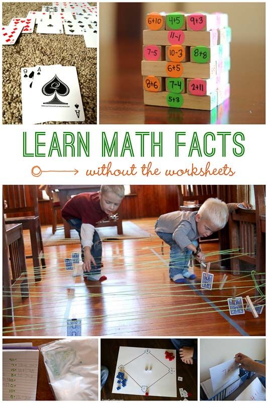 Imagine Math Facts | ImagineLearning
