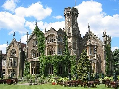 Oakley Court, Berkshire, England