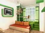 двуспальная выдвижная кровать подиум в однокомнатной квартире: 10 тыс изображений найдено в Яндекс.Картинках
