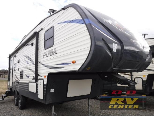 New 2019 Palomino Puma 253fbs Fifth Wheel At D D Rv Center Llc