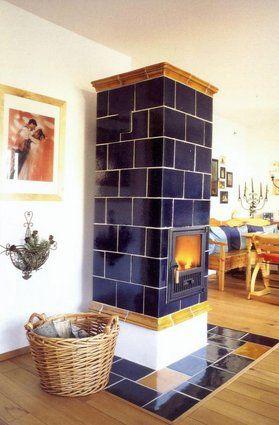 Kachelofen Vogler Solarholzheizung