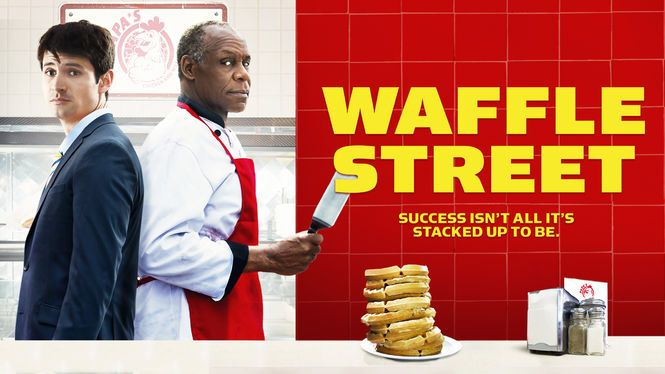 "Check out ""Waffle Street"" on Netflix"