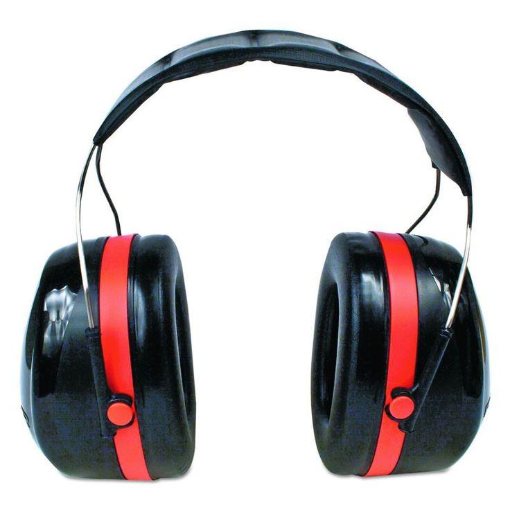 3M™ Peltor H10A Optime 105 Earmuff - 10 each - Pelindung Telinga dari Kebisingan.  - Rating Pengurangan Kebisingan 30dB (NRR) - Nyaman digunakan - Disarankan untuk kondisi kebisingan yang keras - Kuat dan tahan lama.  http://tigaem.com/earplugs-earmuffs/1987-3m-peltor-h10a-optime-105-earmuff-10-each-pelindung-telinga-dari-kebisingan.html  #earmuff #pelindungtelinga #3M