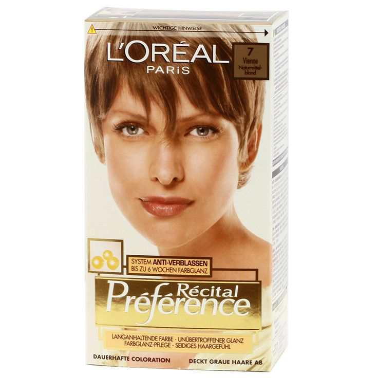 Loreal graue haare pille