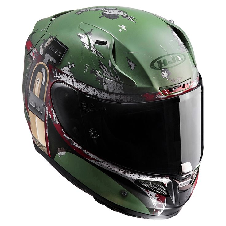 "Boba Fett Motorcycle Helmets for sale Coming soon in Spring 2017 HJC announced the RHPA11 Helmet will be available featuring the Boba Fett look. *Update; March 1st is the official release. Time to get one! You can Pre-order it here. (pre-orders ship out first!)   Creation of Boba Fett Boba Fett is a ""cult figure"" and …"