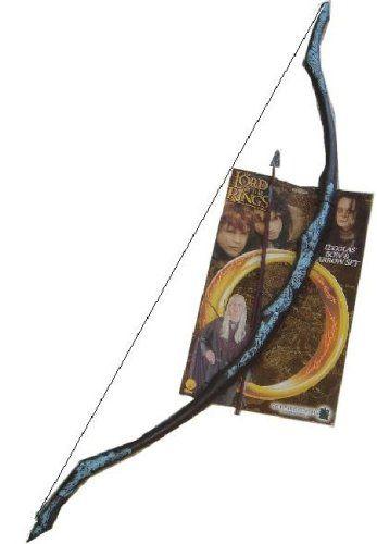 Adult Legolas Bow and Arrow Set Rubie's Costume Co,http ...
