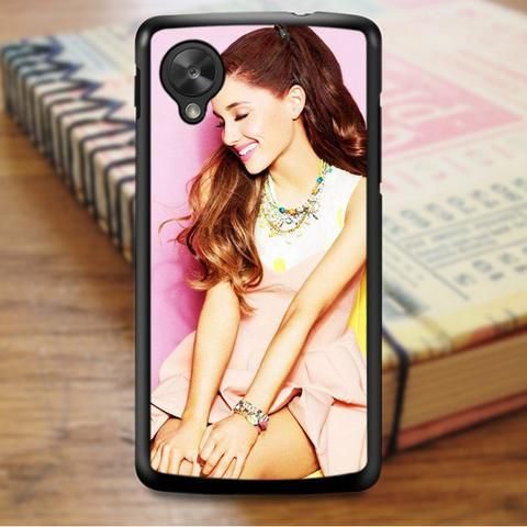 Ariana Grande Cute Smile Nexus 5 Case