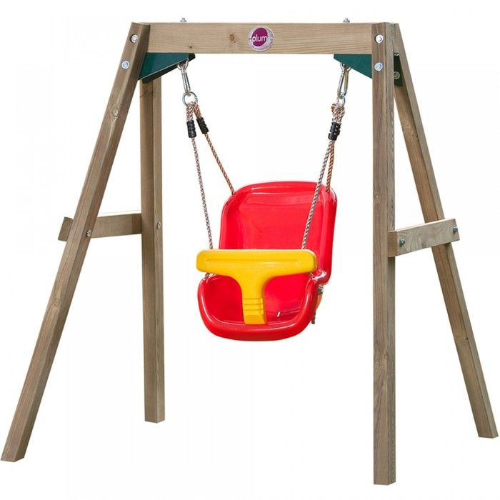 Wooden Baby Swing. Available at Kids Mega Mart online Shop Australia