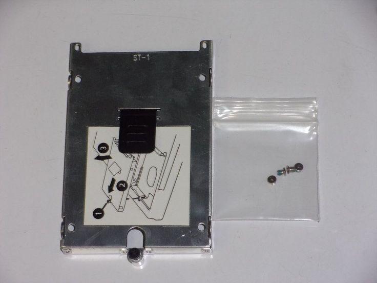 Compaq 610 Notebook PC Hard Drive Laptop Caddy w/Screws