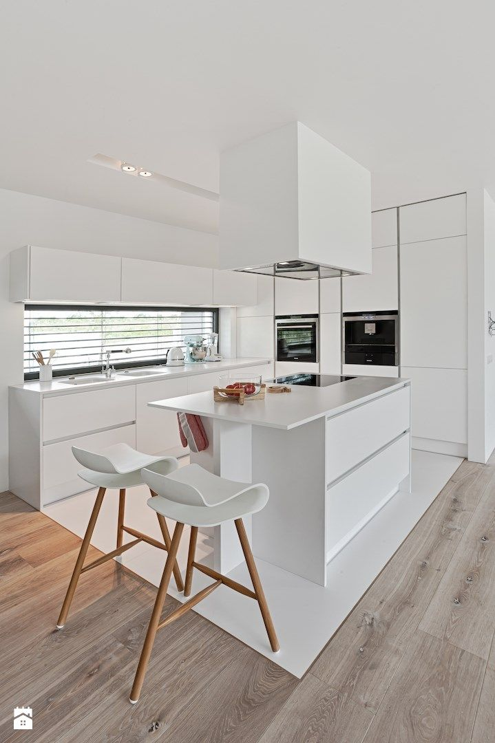 Atlas Oktawia - zdjęcie od Atlas Studio white | kitchen | modern | scandi | wood |white interior