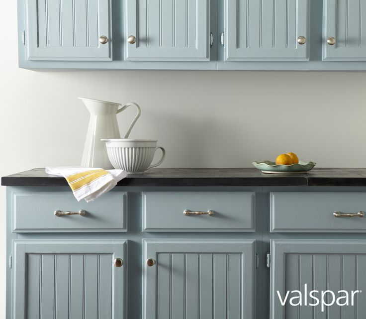 Achieve An Ultra Matte Finish With Valspar Chalky Paint