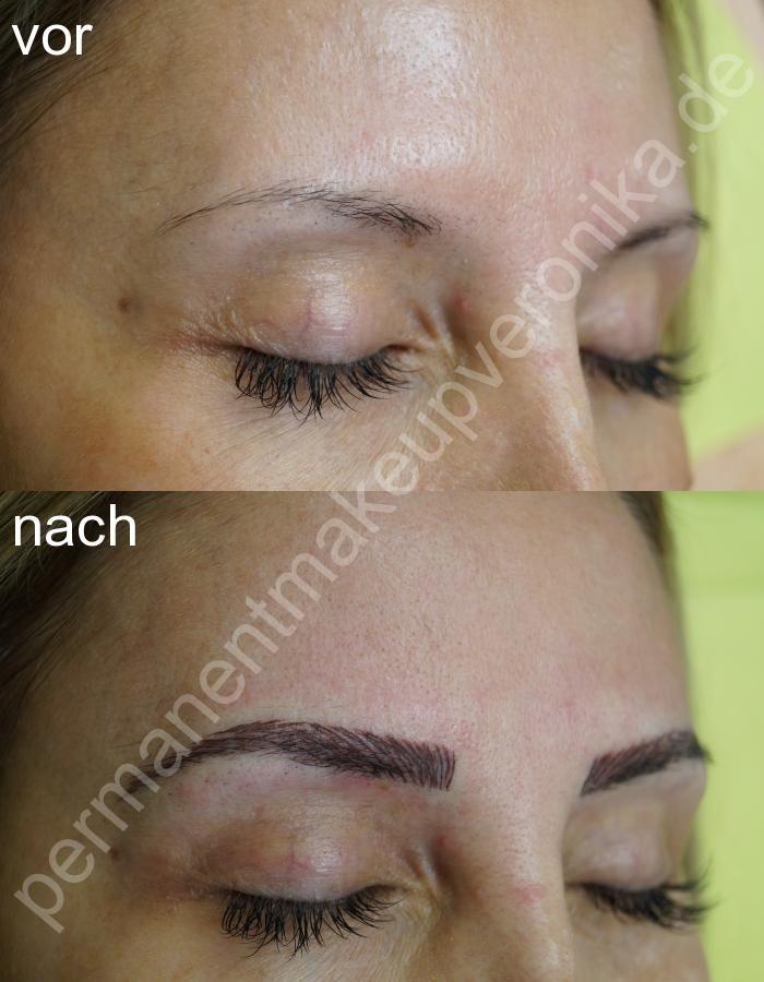 Rabatt für Augenbrauen-Härchenlinien 199€
