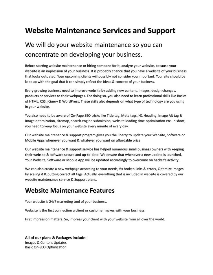 The 25+ best Website maintenance ideas on Pinterest Computer - maintenance checklist template