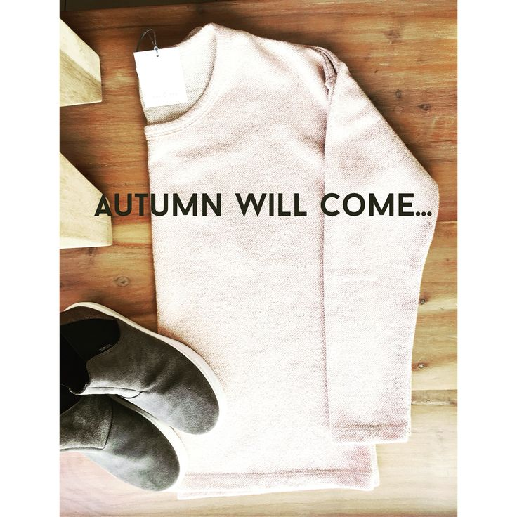 Autumn collection arriving! Made in Spain clothes and accessories. 😍🌺🍂🌳 #autumn