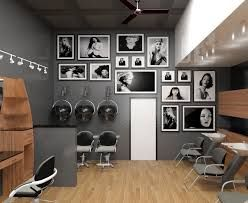 image result for small hairdressing salon designs