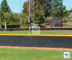 Baseball Field Fence Topper