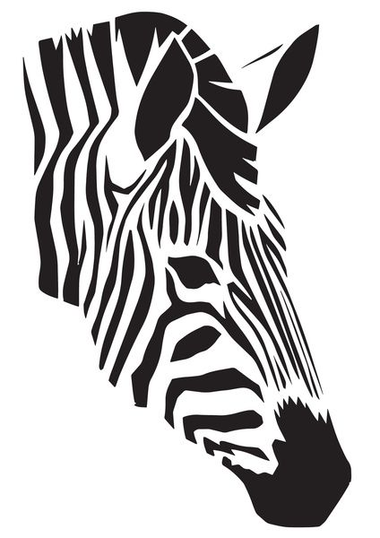Be More Zebra! Art Print by Shelley Swain | Society6