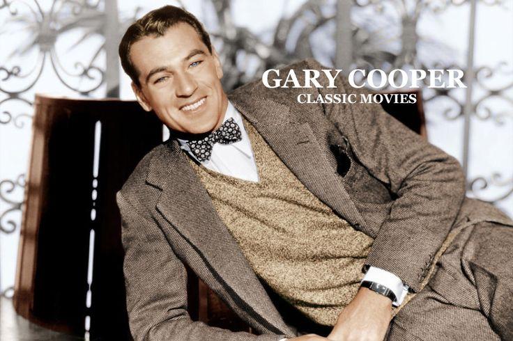 Classic Movies: Gary Cooper
