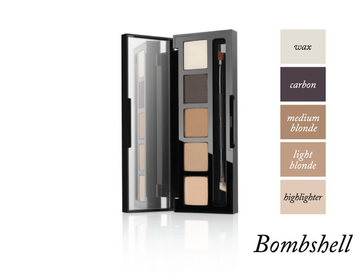 High Definition | Brow Palette | Eye&Brow Palette