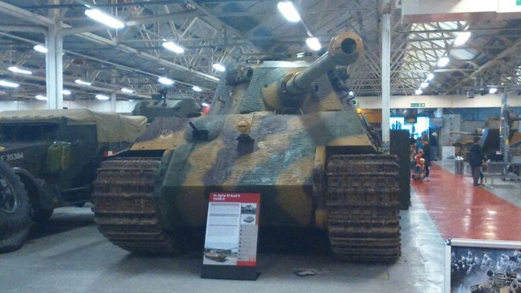 Tiger II (King Tiger)