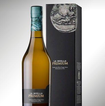 Aceite de oliva virgen extra // Extra virgin olive oil: La Boella