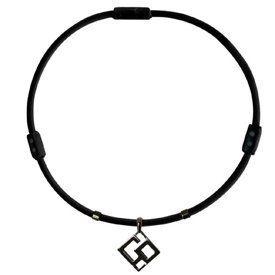 Trion:Z Elite Necklace (Black, Medium) by Trion. $49.00. The Elite Necklace from Trion:Z combines fashion and function. Titanium accents compliment the highly polished, SUS316L Stainless Steel pendant giving this sporty necklace an upscale look. Our unique Alternating North-South Polarity Orientation is used, with eight 1,000 Gauss magnets, to create a larger magnetic field flow. Alternating polarity eliminates dead zones that are created when magnets are placed side ...