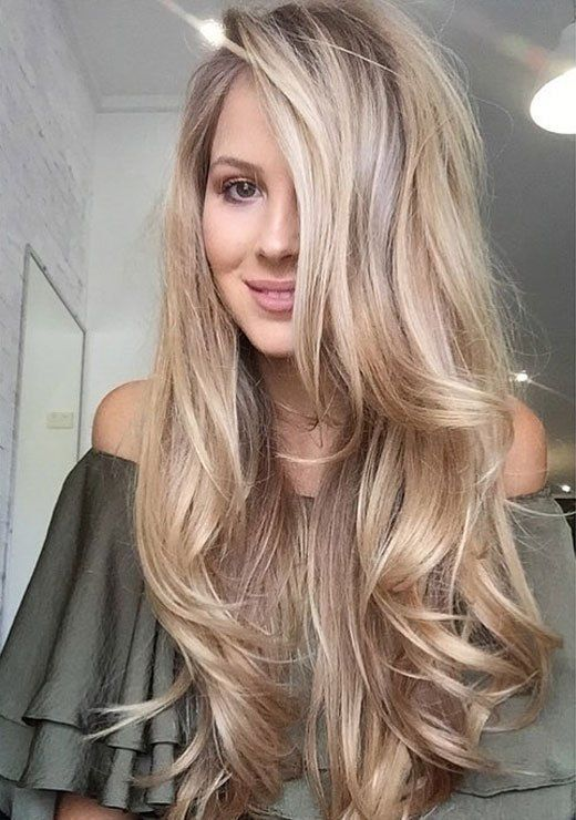These 100s Top Long Blonde Hair Ideas will transform ... Long hairstyles are the ... #blonde #these #styles #ideas #lange