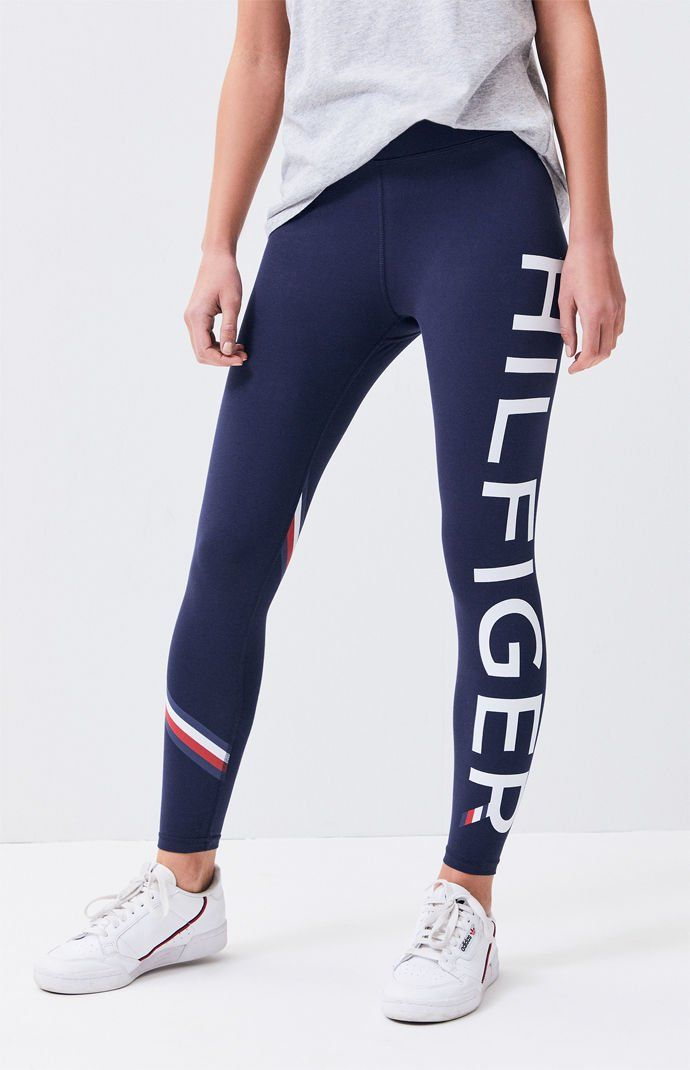 Pin By Sophie Rostock On Your Pinterest Likes Tommy Hilfiger Outfit Tommy Hilfiger Leggings Tommy Hilfiger Kids