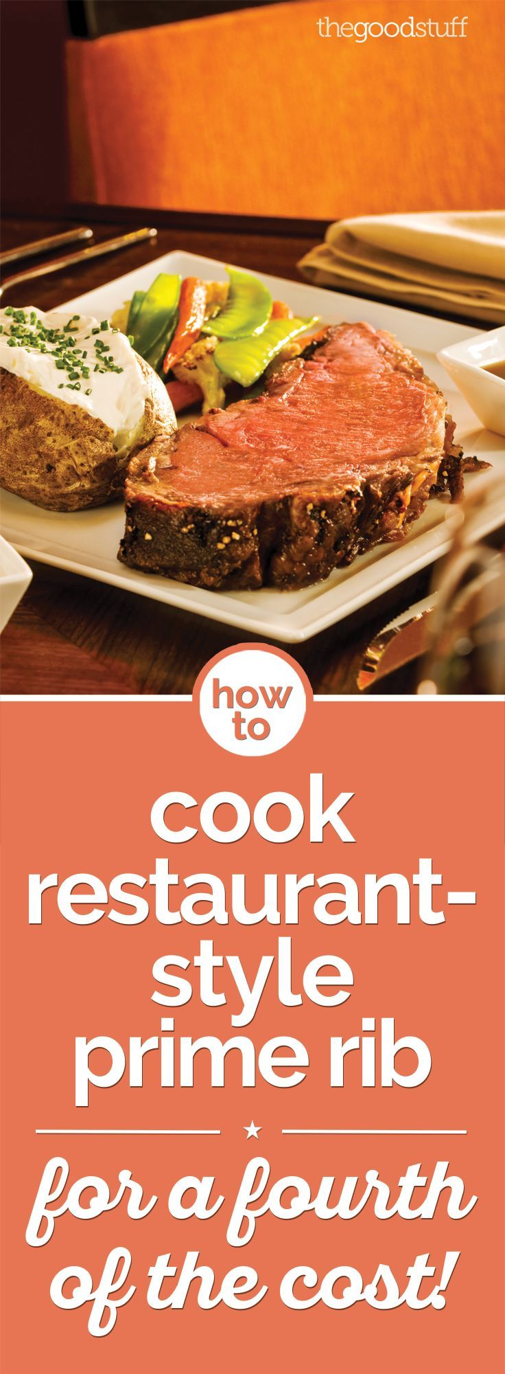 How to Cook Restaurant-Style Prime Rib for a Fourth of the Cost! - thegoodstuff