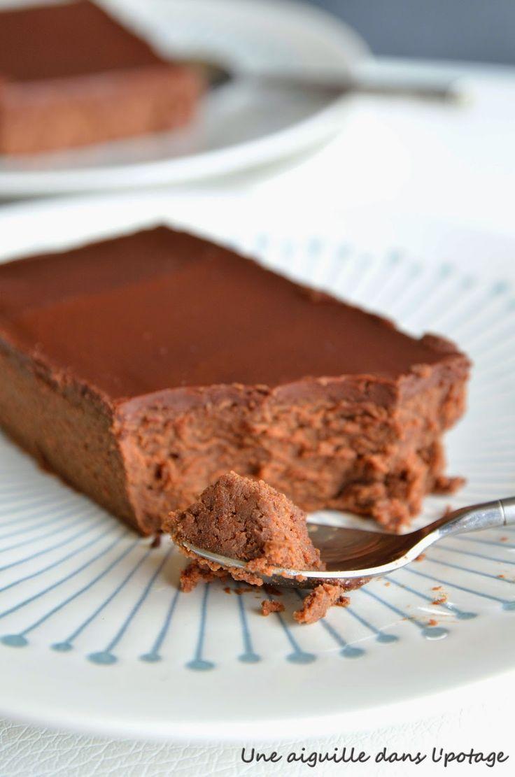 gâteau chocolat mascarpone cyril lignac