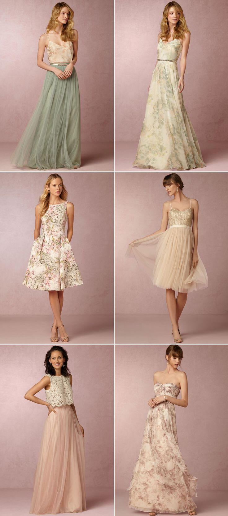 Today we'd like to turn your attention to the matter of bridesmaids dresses – dreamy dresses to be precise.  These dresses are what fantasy weddings are made of.  Imagine your favorite girls strutting down the aisle with these gorgeous picks, preparing a romantic atmosphere in the room to welcome the bride.  Let these soft, feminine, …