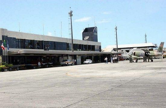 Aeroporto Jorge Amado 3 550x359 Aeroporto Jorge Amado   Ilhéus Bahia