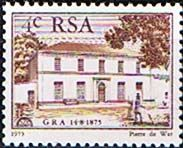 South Africa 1975 Genootskap van Regte Afrikaners Fine Mint SG 384 Scott 447 Other South African Stamps HERE