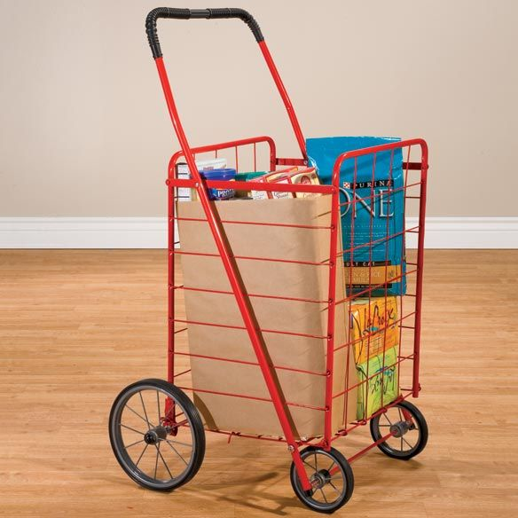 Personal Shopping Cart - Zoom