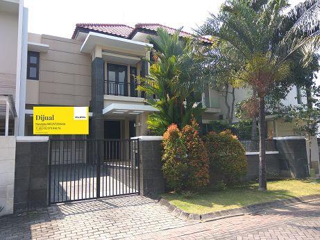 Jual Rumah Baru Minimalis di Graha Family – Surabaya Barat