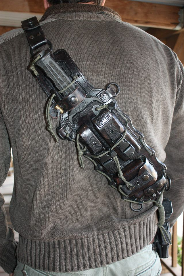Absolutely love this!  Tactical Leather