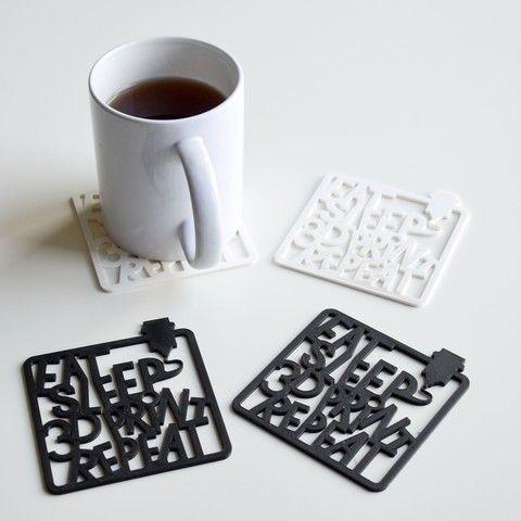 STL Comer, dormir, y repetir las impresiones 3D! gratis, LordTailor