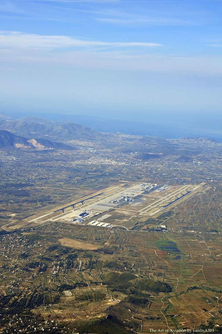 "Athens International Airport ""Eleftherios Venizelos"""