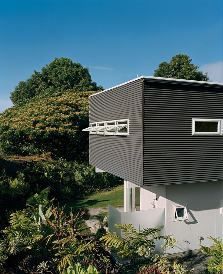 Exterior Aluminum Clad Plywood Panels : Best images about metal cladding on pinterest