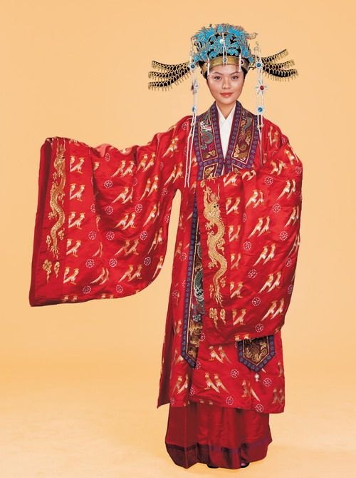 Clothing from the Ming Dynasty
