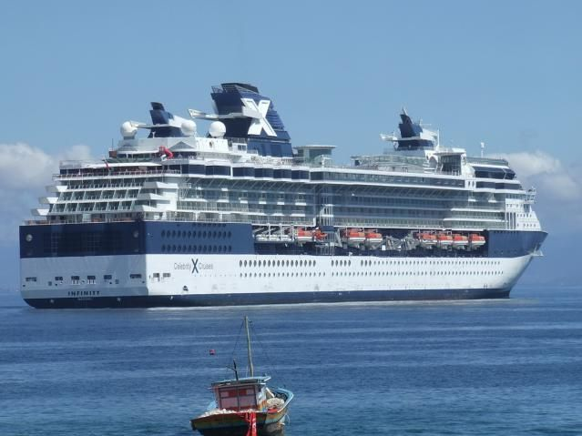 Celebrity Infinity - Ship Profile and Tour