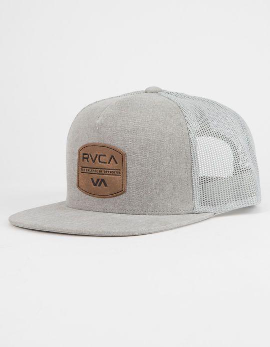 948c9b66963 RVCA Denim Mens Trucker Hat