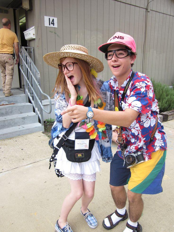 Summer bay high school dress up ideas