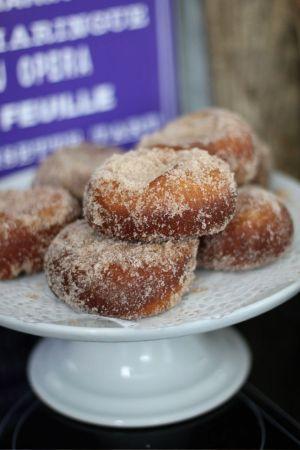 Apple doughnuts #donuts #food #dessert #baking #recipe