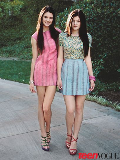 Kylie & Kendall Jenner!