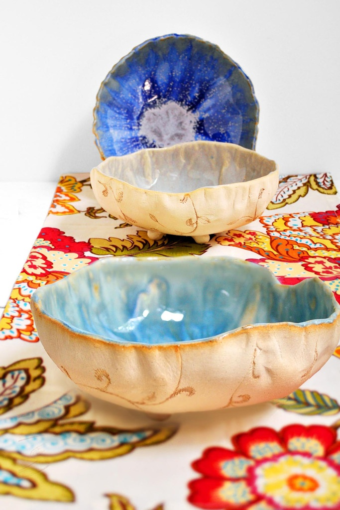 .Hands Built, Ceramic Bowls, Ceramics Bowls, Rustic Hands