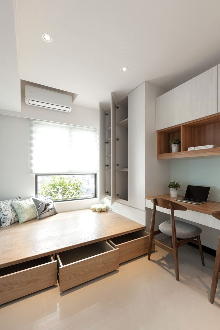 12 Tiny Office Space Ideas to Save Space and Work Efficiently
