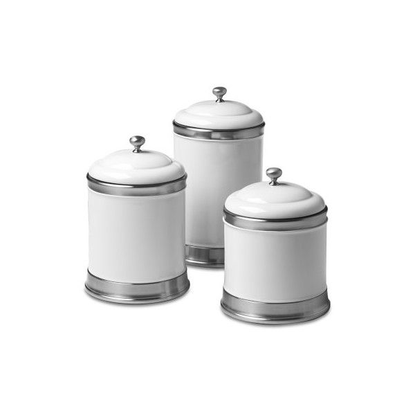 williams-sonoma Williams Ceramic Canisters Set of 3 ($100