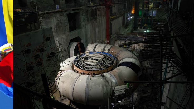 Avance Mega-estructura  Hidroeléctrica Hidroituango Antioquia Colombia