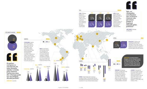 Esfriamento global (Infográfico: Flávia Marinho) http://glo.bo/1z3xYHb